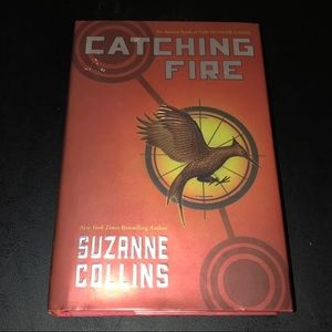 🌟2/$12🌟 Catching Fire Book